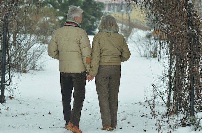 Hypothermia in Elderly: A Winter Hazard