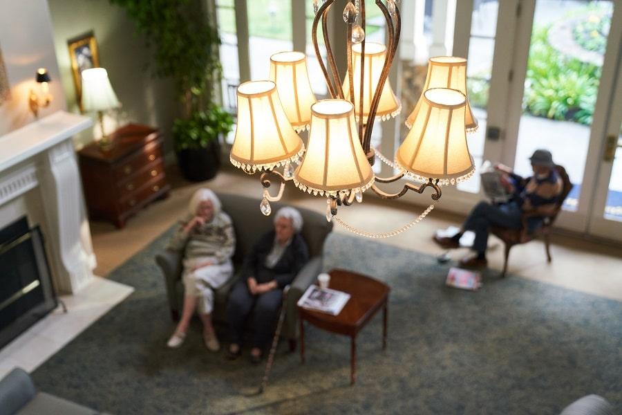 Aptos living room