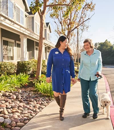 Landing Page Assisted Living | Laguna Niguel