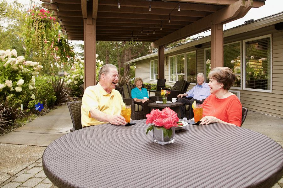 redmond patio gallery