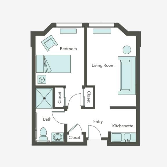 San Francisco AL 1 Bedroom fix-17