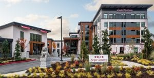 Aegis Gardens: Chinese Culture Assisted Living Community