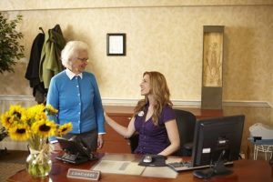 Touring an Assisted Living Community at Different Times of the Day