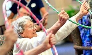 Overcoming Barriers to Elderly Exercise