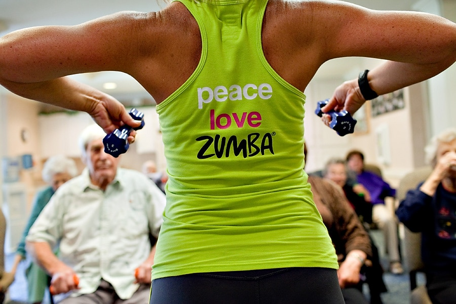 Zumba Class | West Seattle