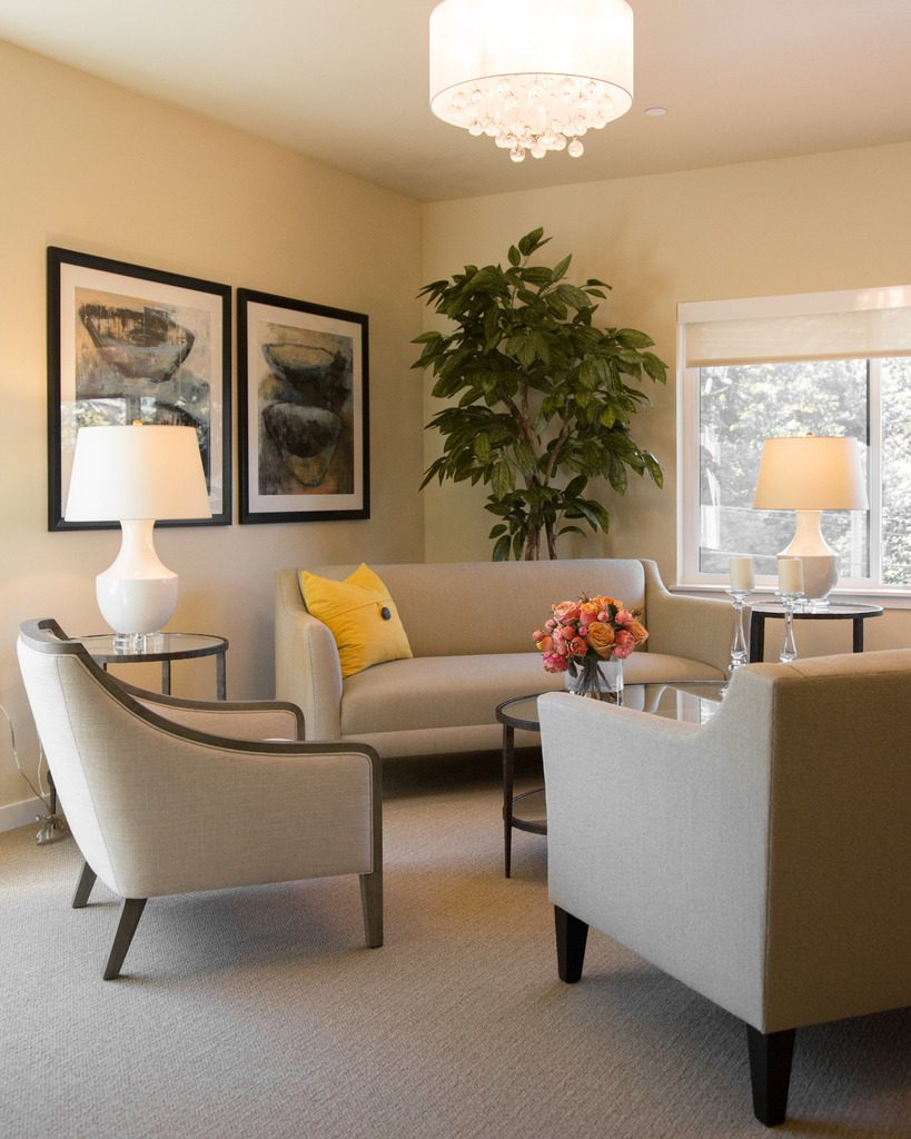 Assisted Living One Bedroom | Kirkland Waterfront