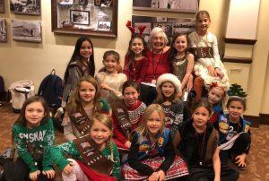 Bellevue Girl Scouts