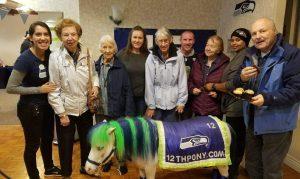 Callahan House Seahawks Pony