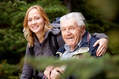 Spend Father's Day in an assisted living community