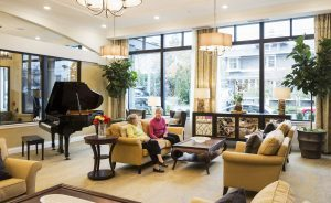 Landing Page Assisted Living | Queen Anne On Galer