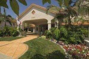 Aegis Living community at Granada Hills