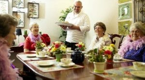 The Importance of Healthy Senior Nutrition