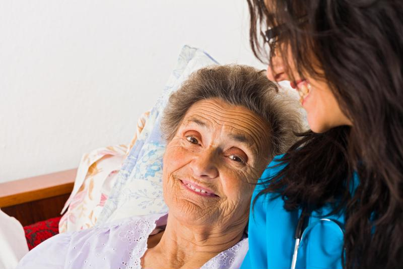 Getting to know the people who take care of your parents is crucial.