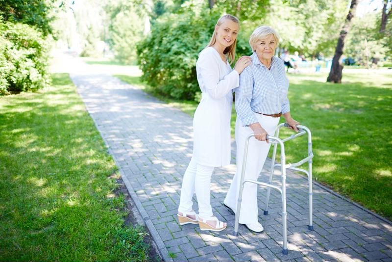 Respite care allows family caregivers to take a short break.