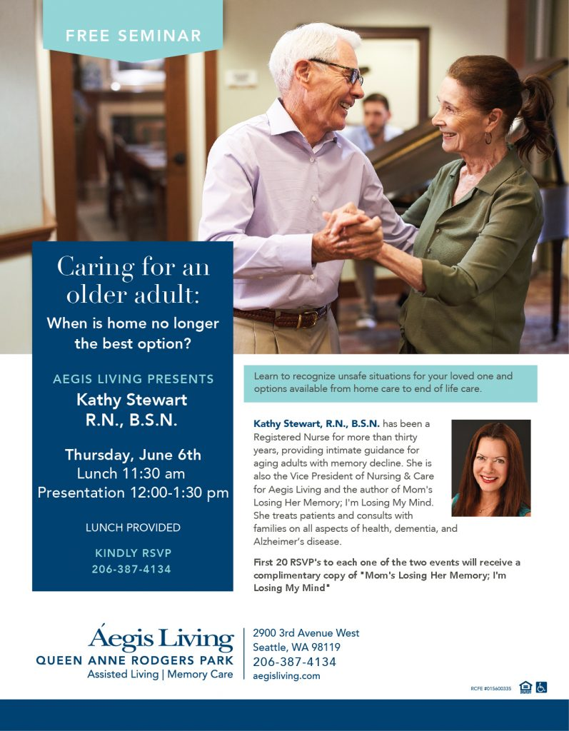 Caring For An Older Adult |