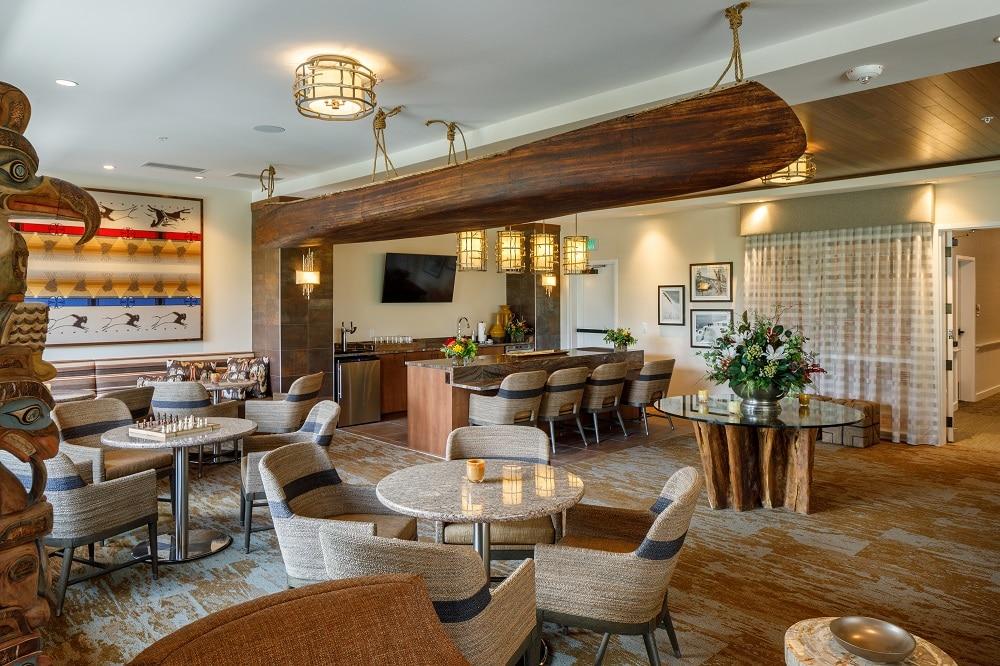 Mercer Island Sky Lounge Standard size
