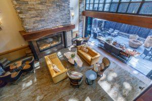 Mercer Island Living Room above standard