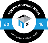2016 Senior Housing News Architecture and Design Awards Logo
