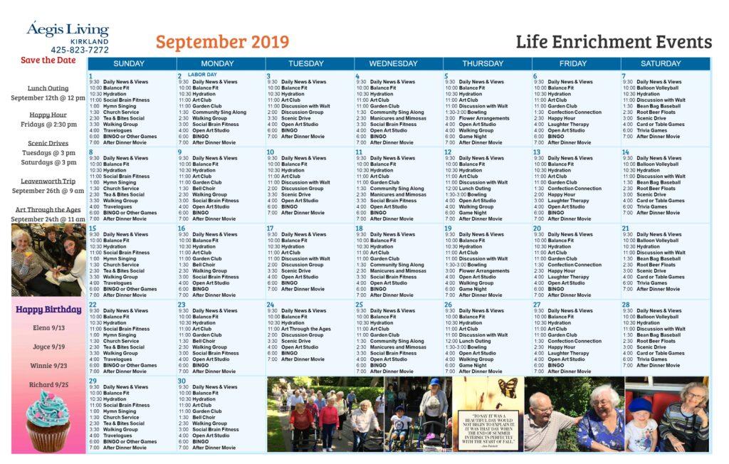 Kirkland September 2019