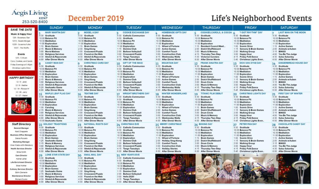 Kent LN December 2019