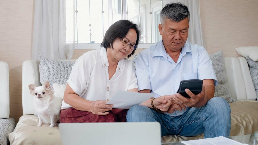 Helping Parents with Financial Planning