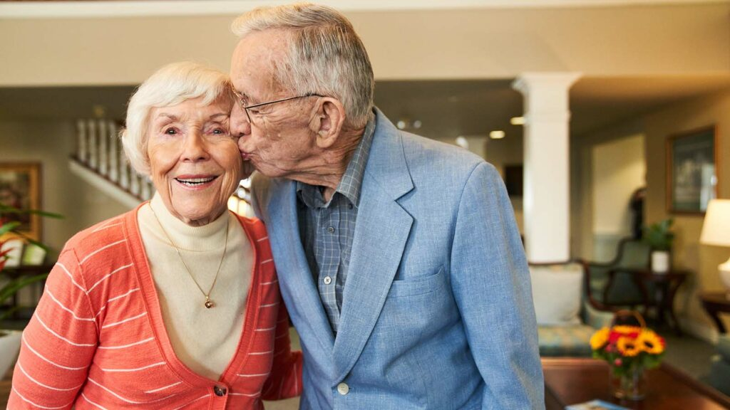 Keeping Married Seniors Together