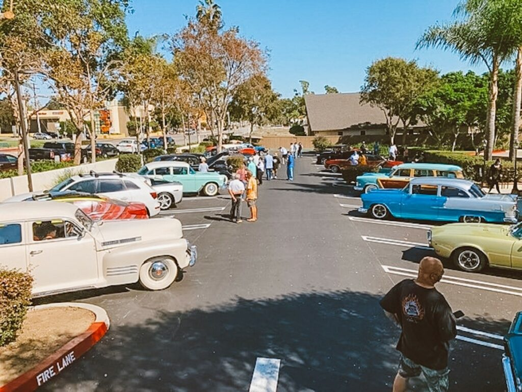 Ventura car show