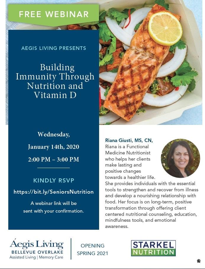 Immunity Building Event