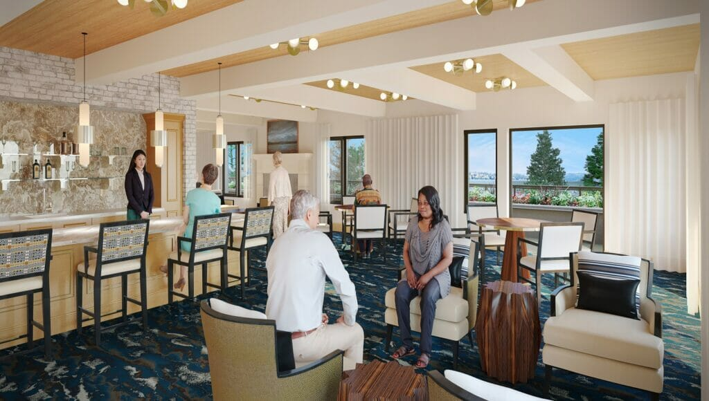Kirkland Waterfront Sky Lounge Gallery
