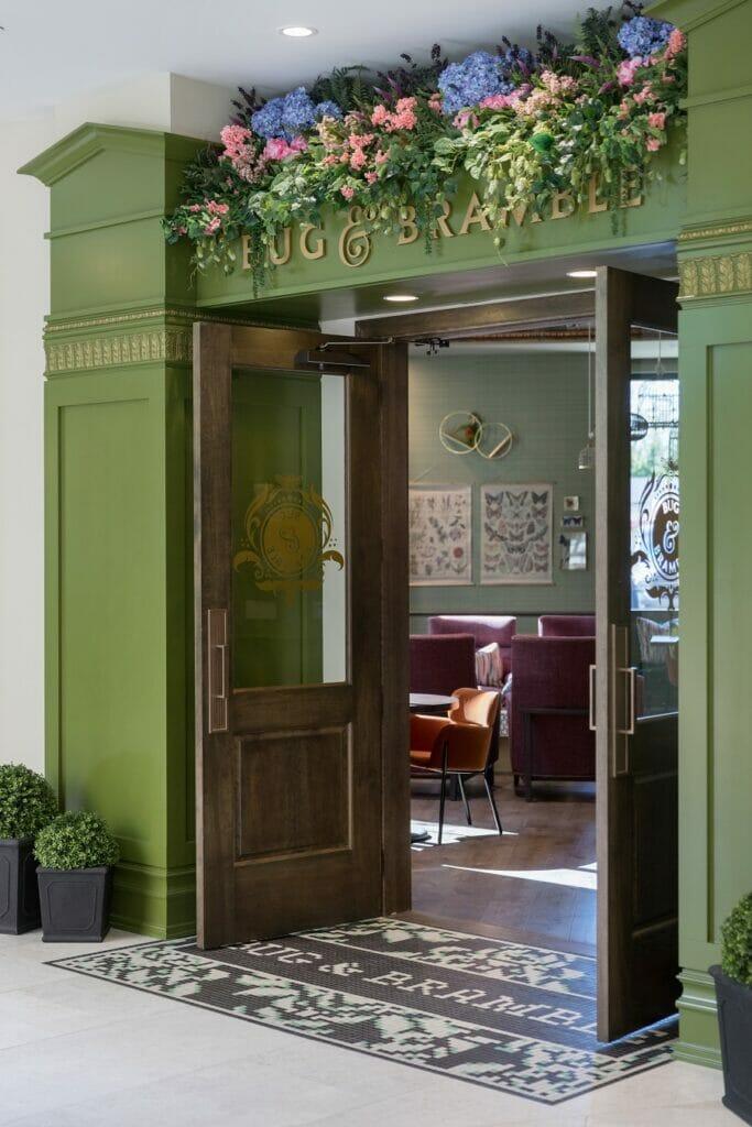 Bug & Bramble Entrance Gallery