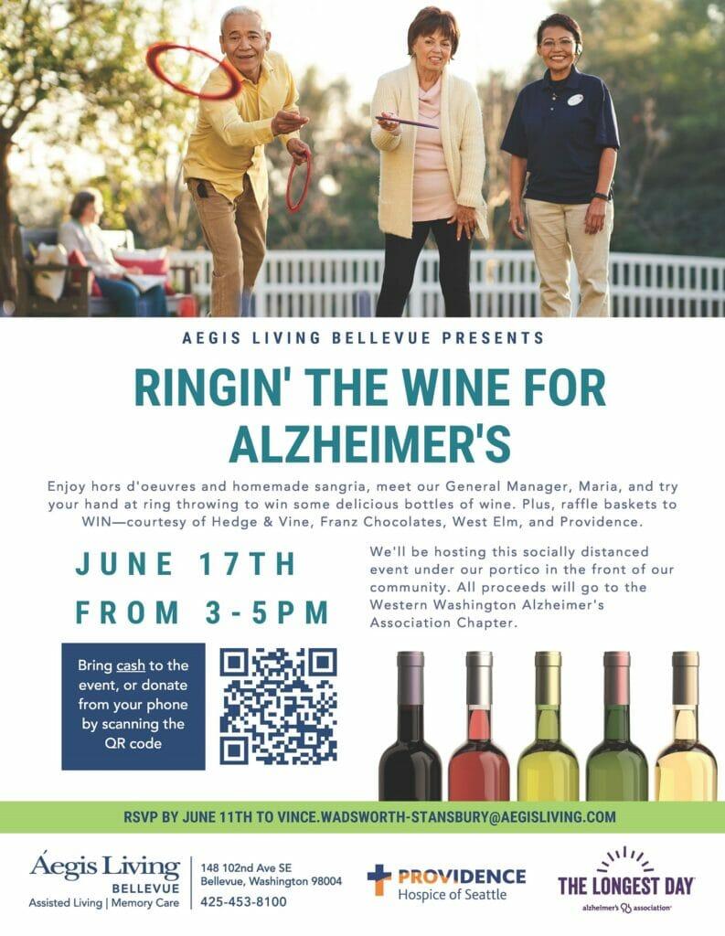 alzheimer's event Bellevue